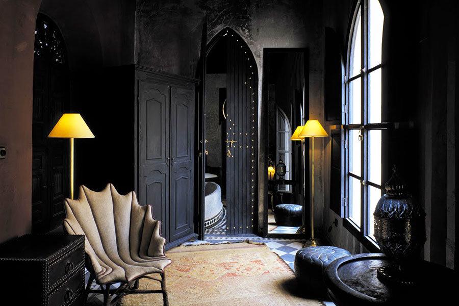 так картинки таинственных комнат рельефные косы, косички